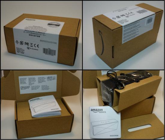 amazonベーシック 箱