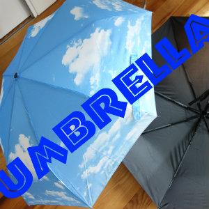 何コレ便利!自動開閉折りたたみ傘というスグレモノ
