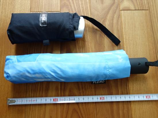 自動開閉折りたたみ傘比較02