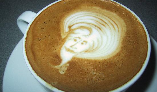コーヒーミルトップ