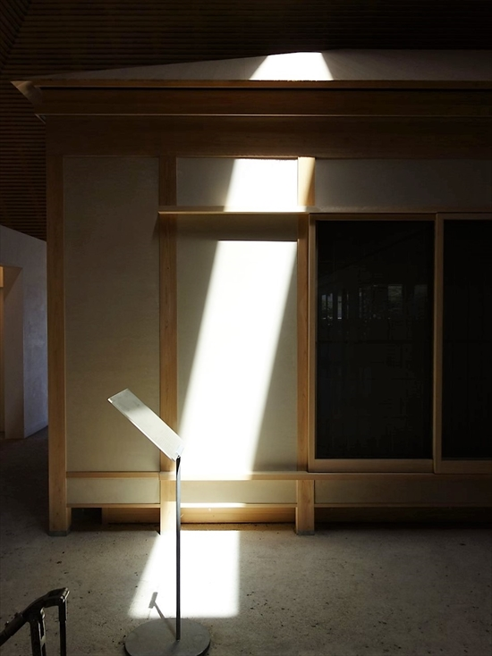 直島ホール集会所 光