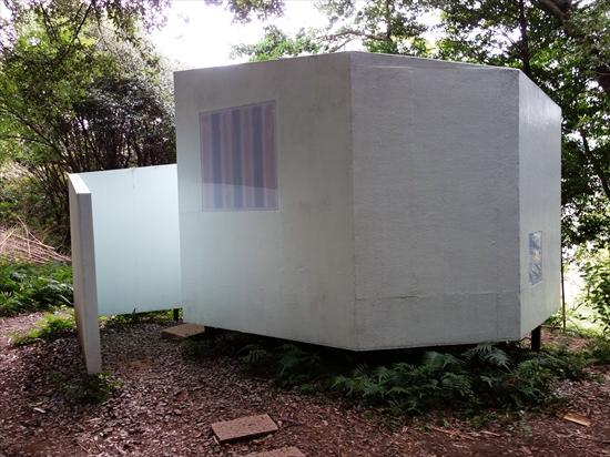 竹の茶室1
