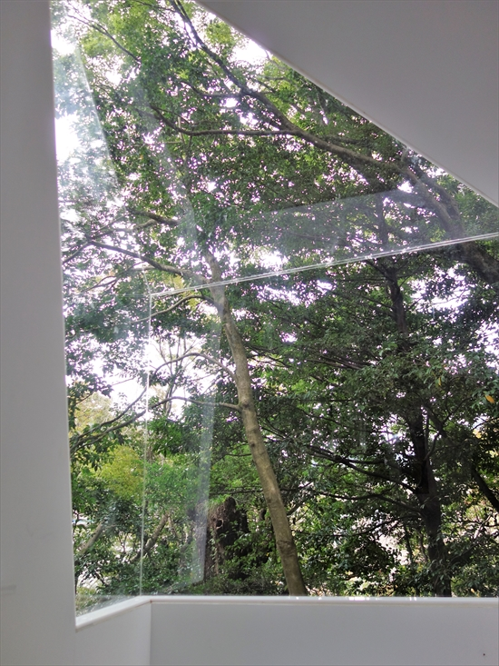 竹の茶室2