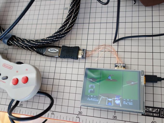HDMIケーブル自作6