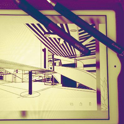 Adobeの新作アプリがipadでのスケッチを激変させる予感
