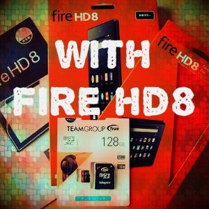 Fireタブレット HD8(第6世代2016)と一緒に買うと幸せになれるグッズ